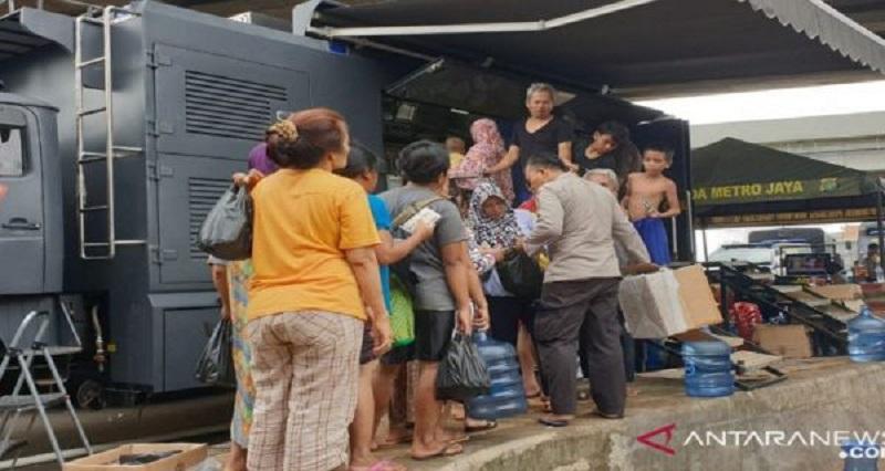 BPKH Buka Dapur Umum bagi Korban Gempa Bumi di Sulawesi Barat