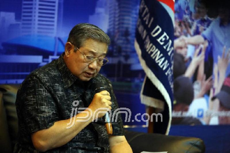 Jhoni Allen Bongkar Bobroknya Demokrat, SBY Dibikin Mati Kutu