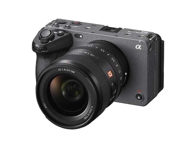 Sony Luncurkan Kamera Full-Frame FX3 dengan Tampilan Sinematik