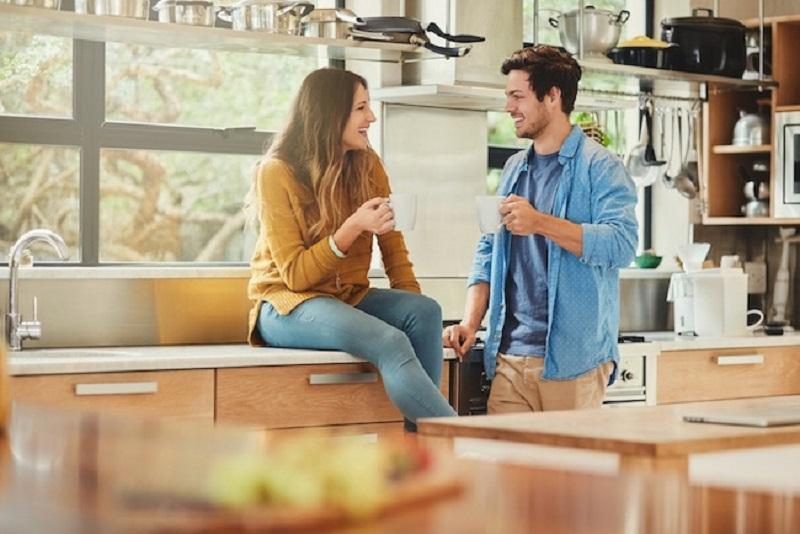 Ilustrasi: Pasangan suami istri (Foto : quicken loans)