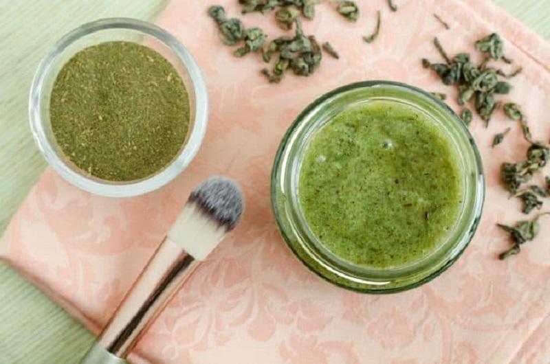 ilustrasi: Teh hijau bagus untuk kesehatan kulit (Sumber : shutterstock)