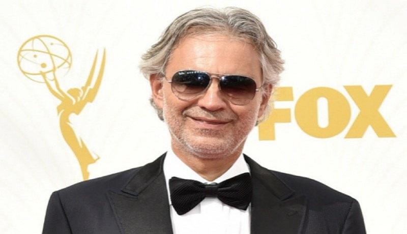 Andrea Bocelli. FOTO: Shutterstock