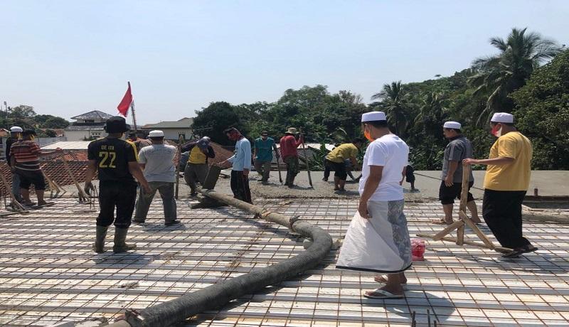 Pondok Pesantren Salafiah Tajul Falah di Cipanas, Kabupaten Lebak. FOTO: GenPI.co