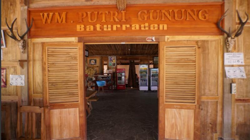 Rumah Makan Putri Gunung (foto:GenPI.co)