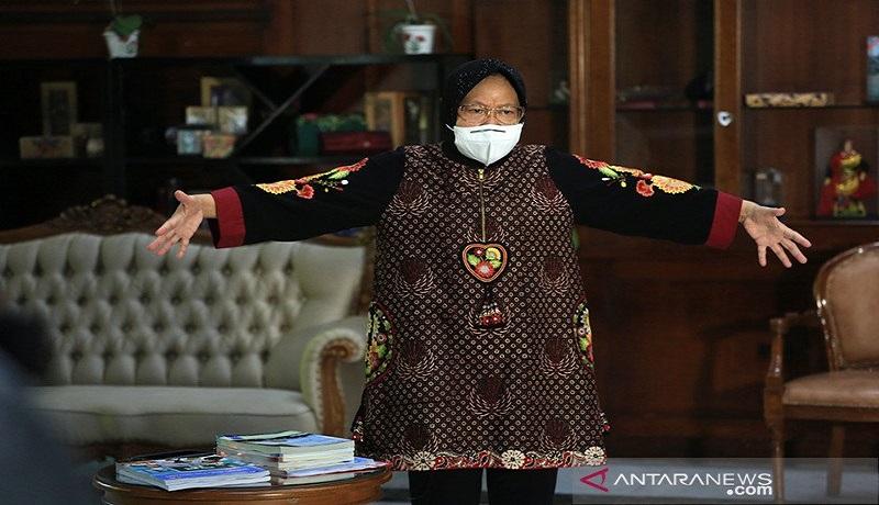 Menteri Sosial Tri Rismaharini. FOTO: Antara