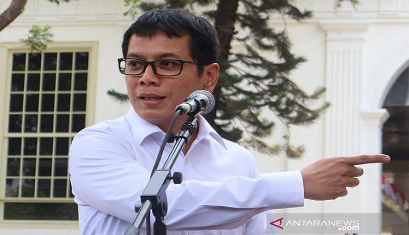 Menteri Pariwisata dan Ekonomi Kreatif Wishnutama. FOTO: Antara