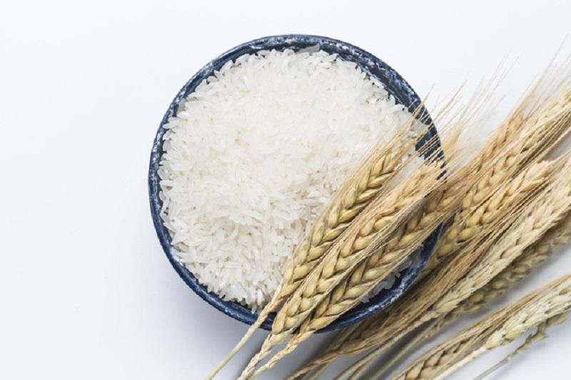ilustrasi: khasiat air beras untuk kecantikan ( foto: freepik)
