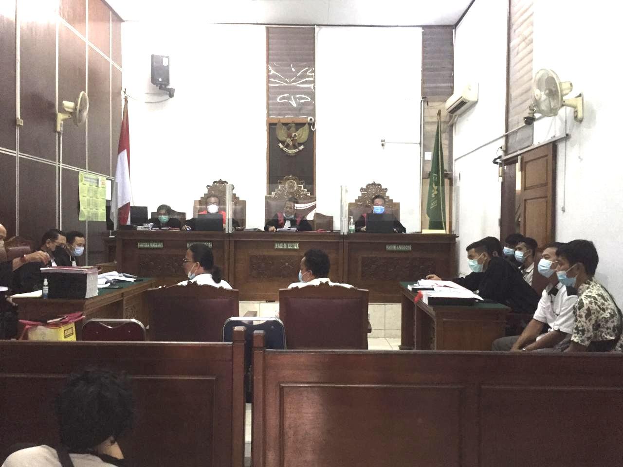 Miris! Fakta Renovasi Gedung Kejagung Terbongkar di Pengadilan