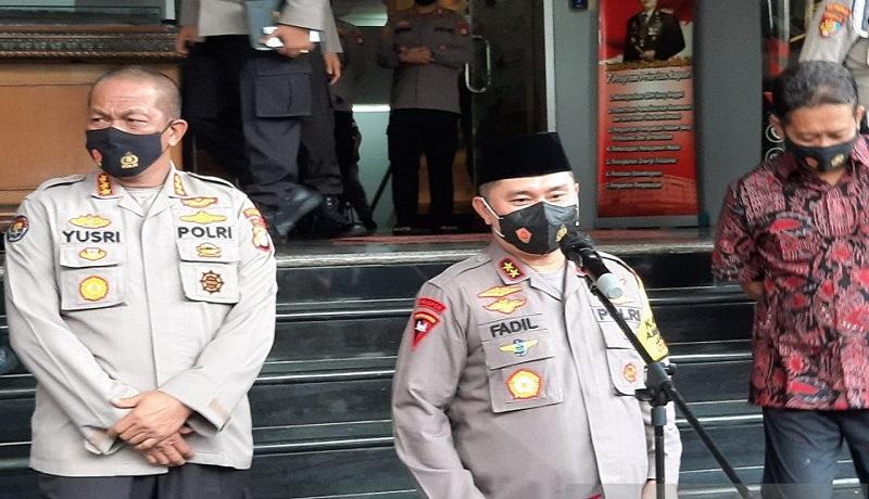 Kapolda Metro Jaya Irjen Pol Fadil Imran. FOTO: Antara