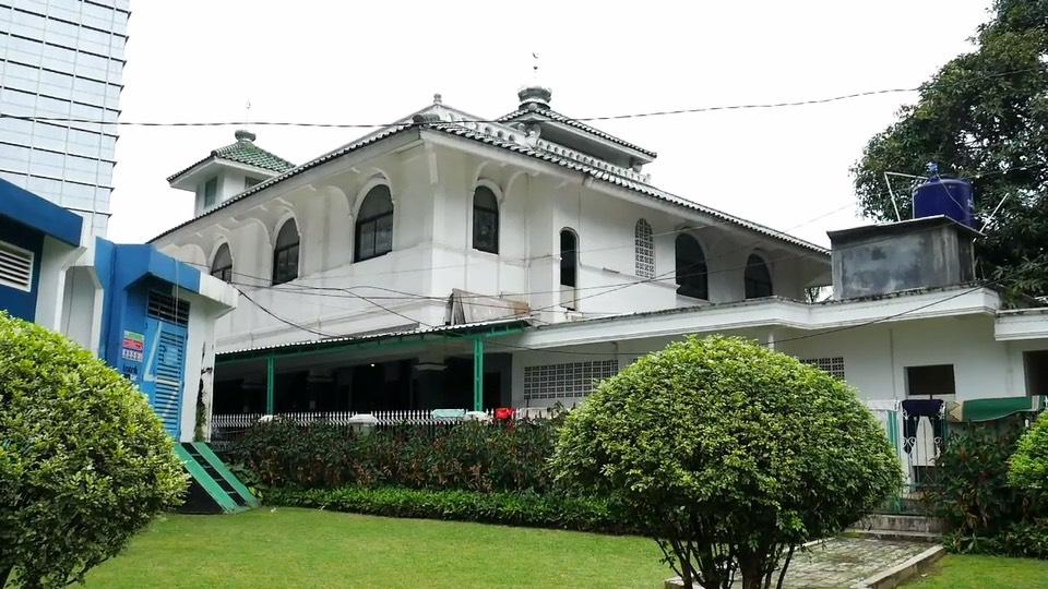 Masjid Tua Al-Mubarok. (Foto: Dok GenPI.co)