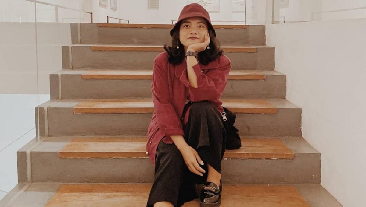 Indah Salimin, Penulis dan Pegiat Literasi (Foto: Dokumen pribadi for GenPI.co)