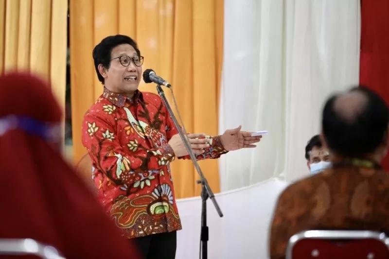 Menteri Desa, Pembangunan Daerah Tertinggal, dan Transmigrasi Abdul Halim Iskandar (Foto: ANTARA)