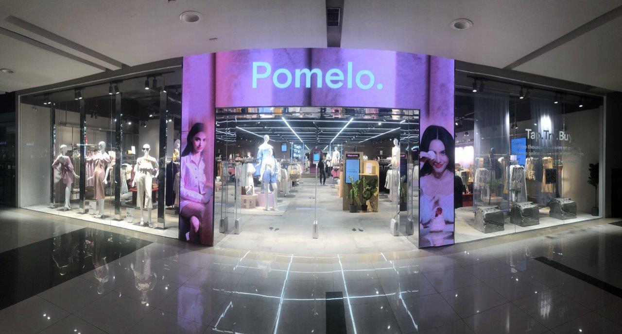 Akhirnya Pomelo Hadir di Indonesia, Tokonya Ramah Lingkungan