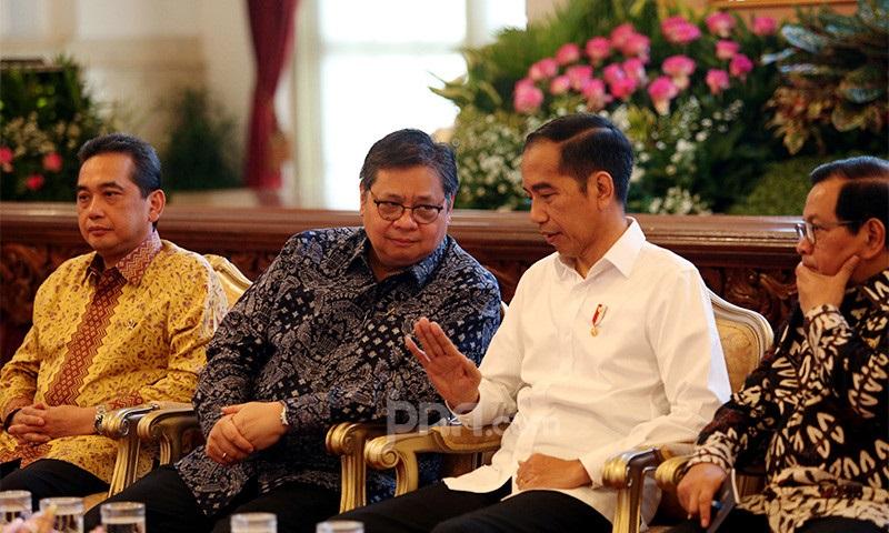 Koalisi Gemuk, Jokowi Malah Terjebak di Lingkaran Setan
