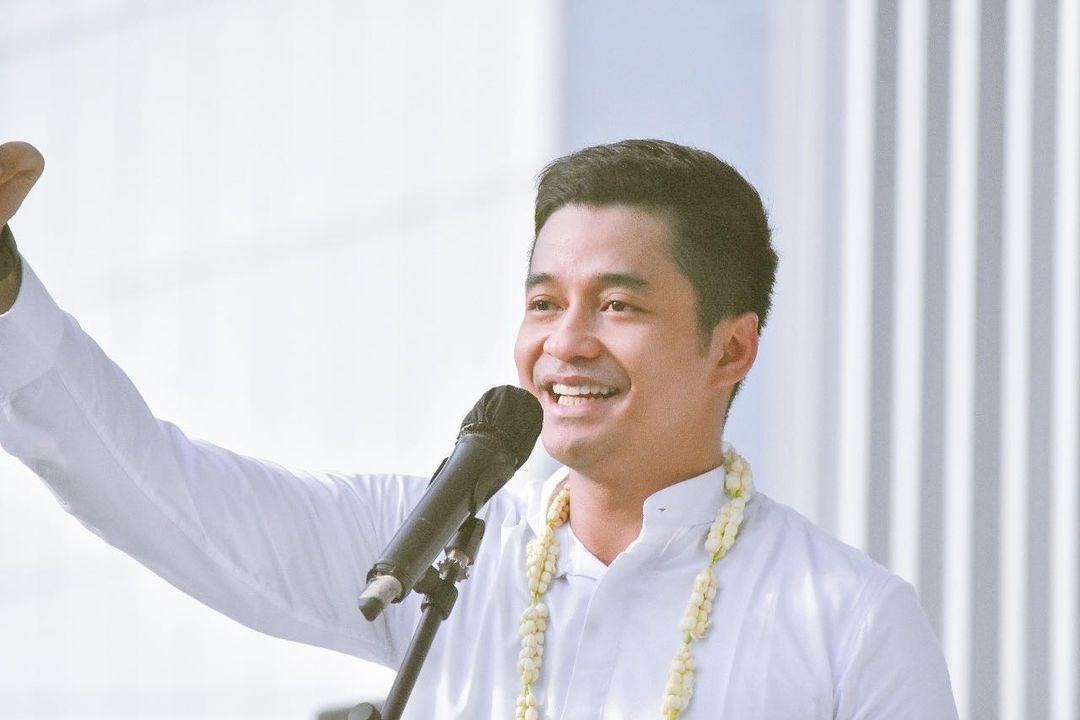 Calon Wakil Bupati Karawang, Adly Fairuz (Foto: Instagram/@adlyfayruz)