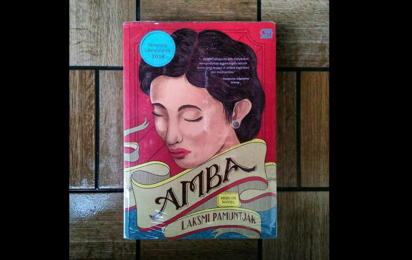 Novel Amba (Foto: Instagram/@lemarisastra)