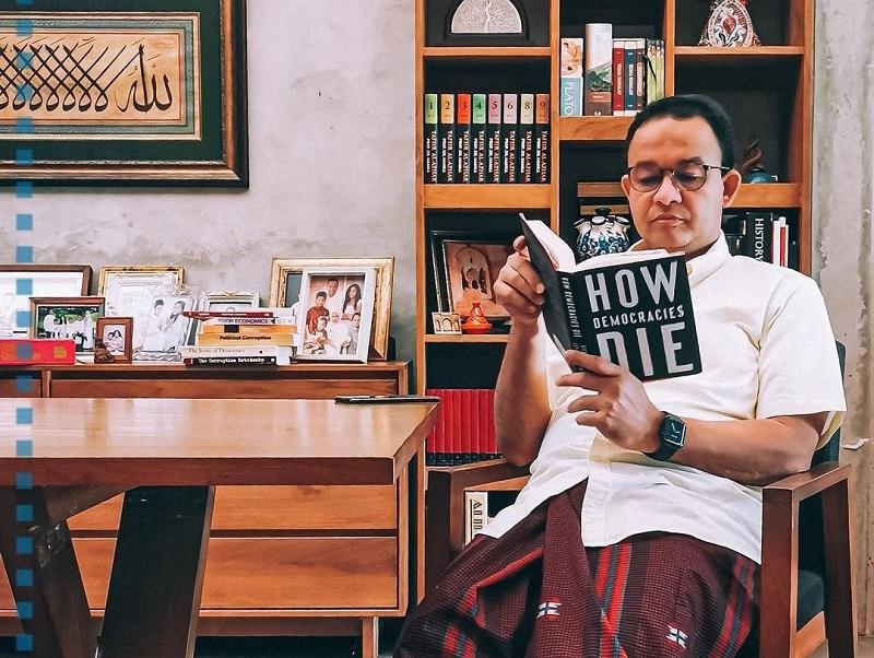 Gubernur DKI Jakarta Anies Baswedan (foto: Instagram/@aniesbaswedan)