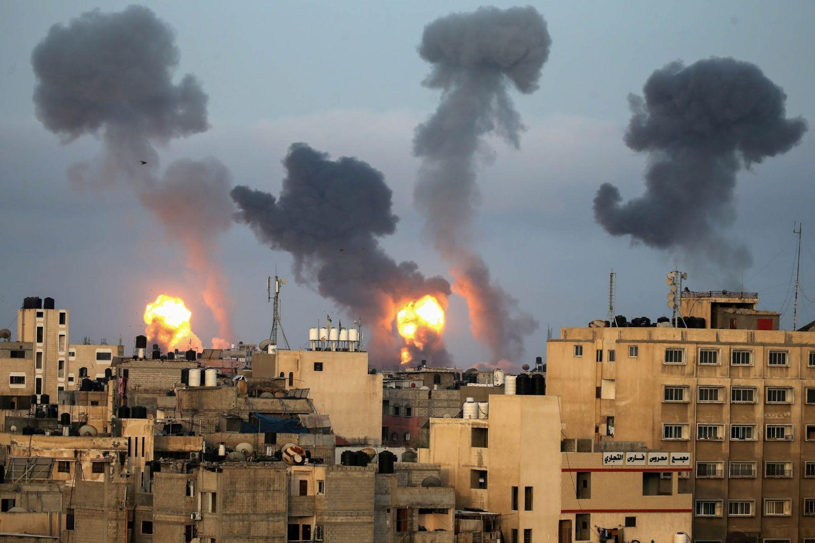 Operasi Militer Israel di Depan Mata, Mesir Mundur, Gaza Bakal...
