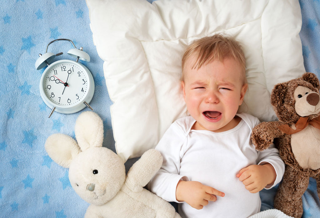 4 Penyebab Bayi Menangis Terus Menerus, Jangan Remehkan Moms!