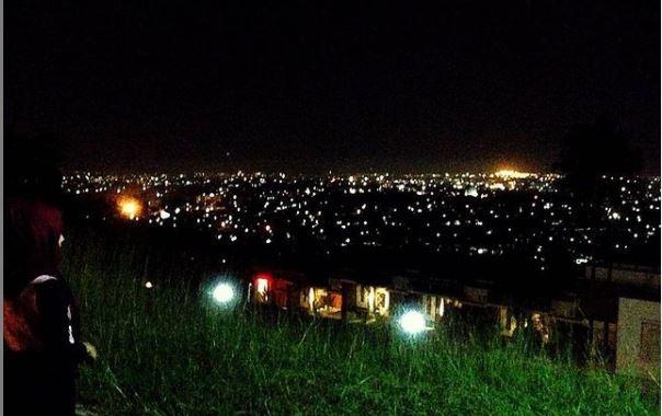 City Light di Bukit Gombel Memang Asyik, Tapi Urban Legend-nya...