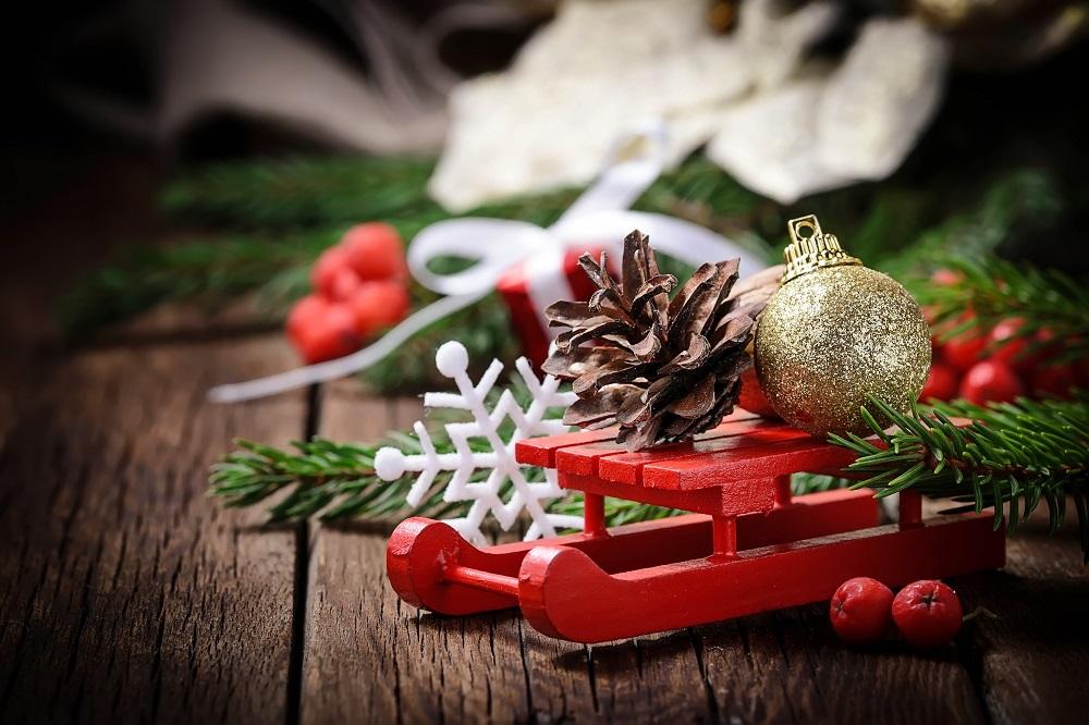 Yuk Semarakkan Natal dengan Dekorasi Bikinan Sendiri