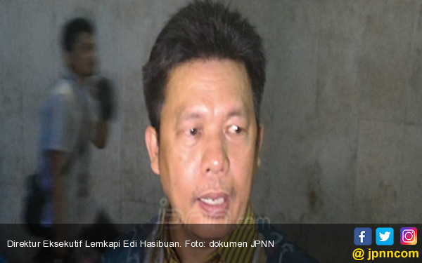 Direktur Ekskutif Lemkapi. (Foto: Dok JPNN)