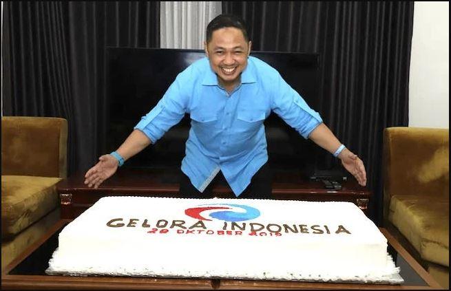 Ketua Umum Partai Gelora, Anis Matta. (Foto: Dok Partai Gelora)