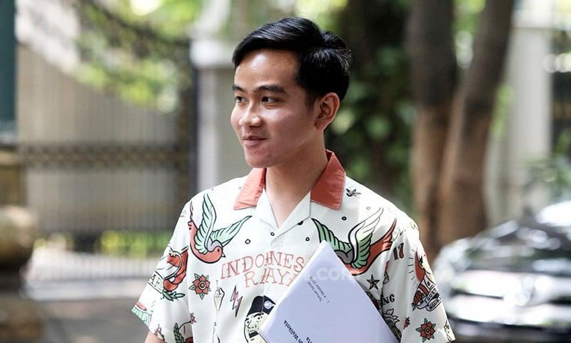 Wali Kota Solo Gibran Rakabuming Raka. (Foto: Ricardo/JPNN)