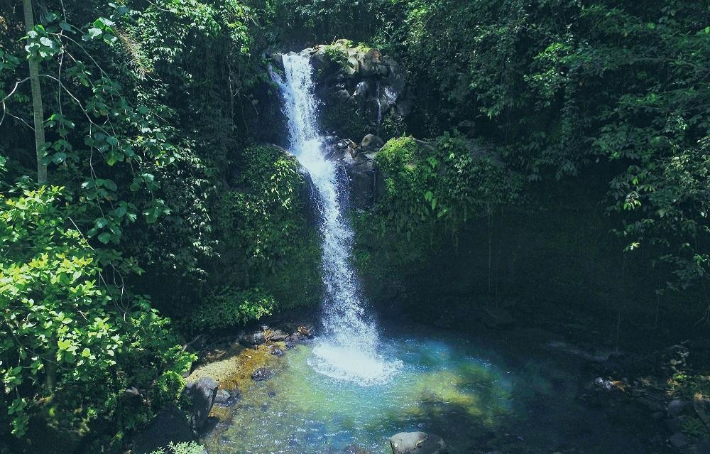 Giwei Maharai, Air Terjun Khusus untuk Para Petualang