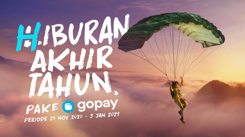 Ilustrasi poster GoPay: Foto: GoPay