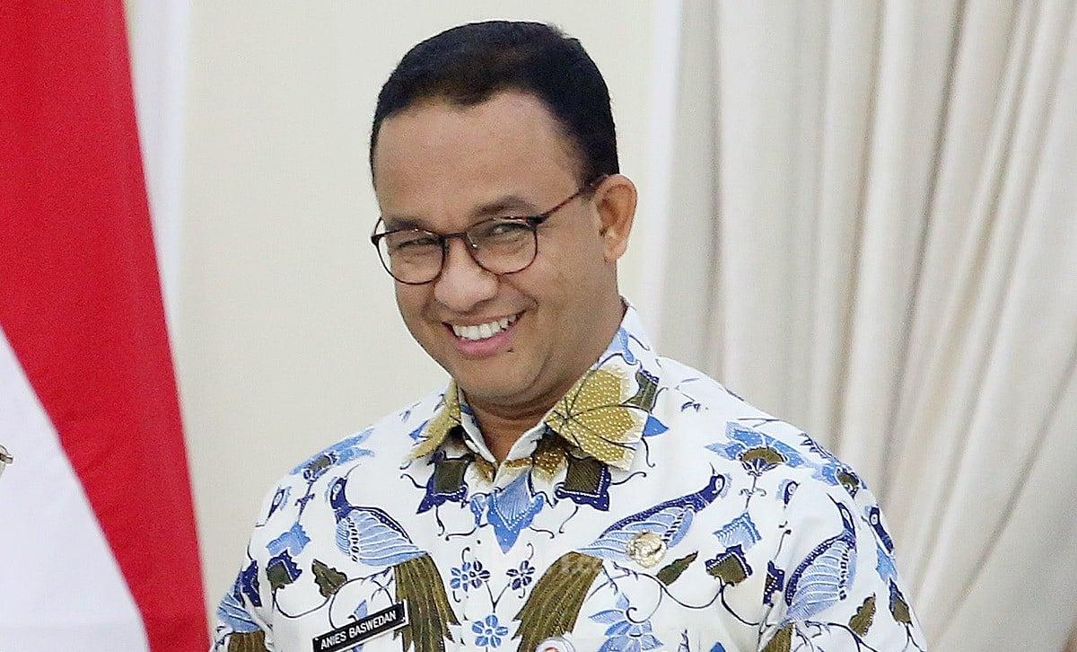 Gubernur DKI Jakarta Anies Baswedan. (Foto: Ricardo/JPNN))