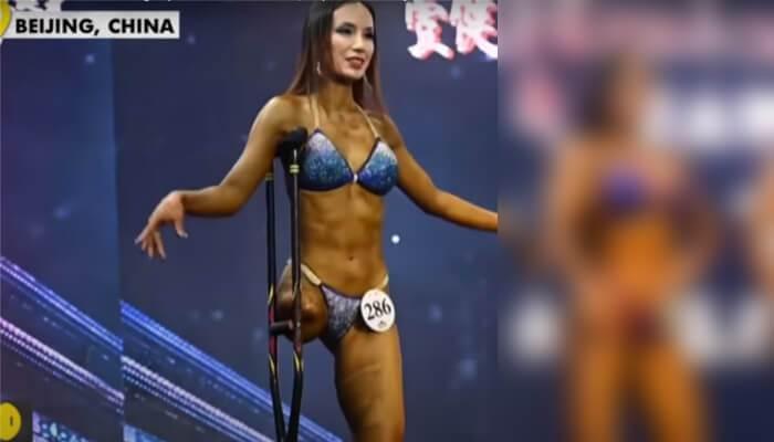 Gui Yuna, atlet paralimpik China. (Foto: Hoplear.com))