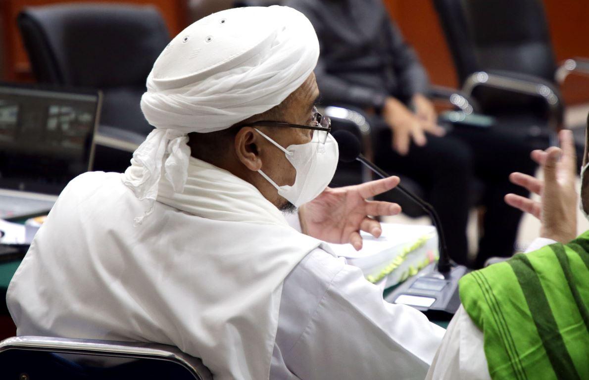 Habib Rizieq siap-siap, Hari ini JPU All Out dengan 5 Saksi
