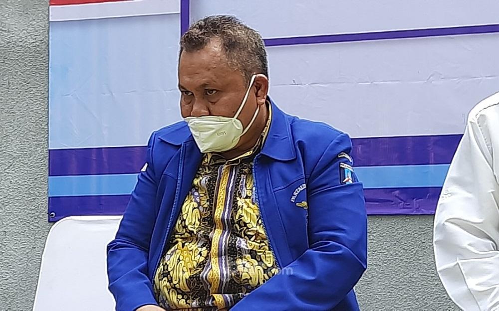 Jhoni Allen Marbun. (Foto: Kenny Kurnia Putra/JPNN.com)
