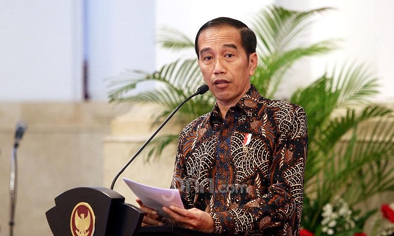 Presiden Jokowi (Foto: Ricardo/Jpnn)