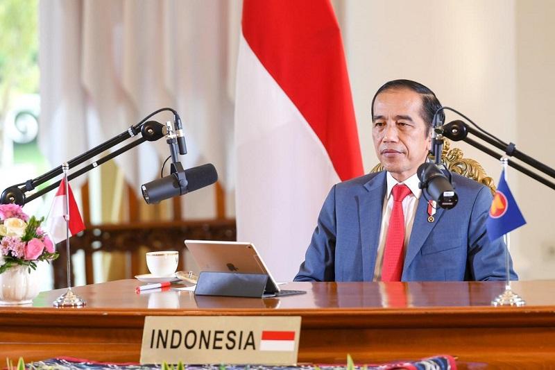 Pesan Mengharukan Jokowi di Hari Disabilitas Internasional 2020