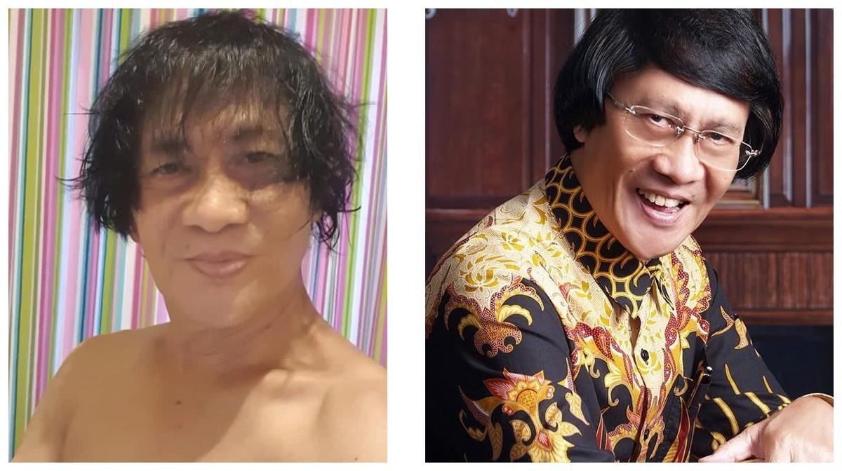 Rambut Kak Seto: Foto: IG @kaksetosahabatanak