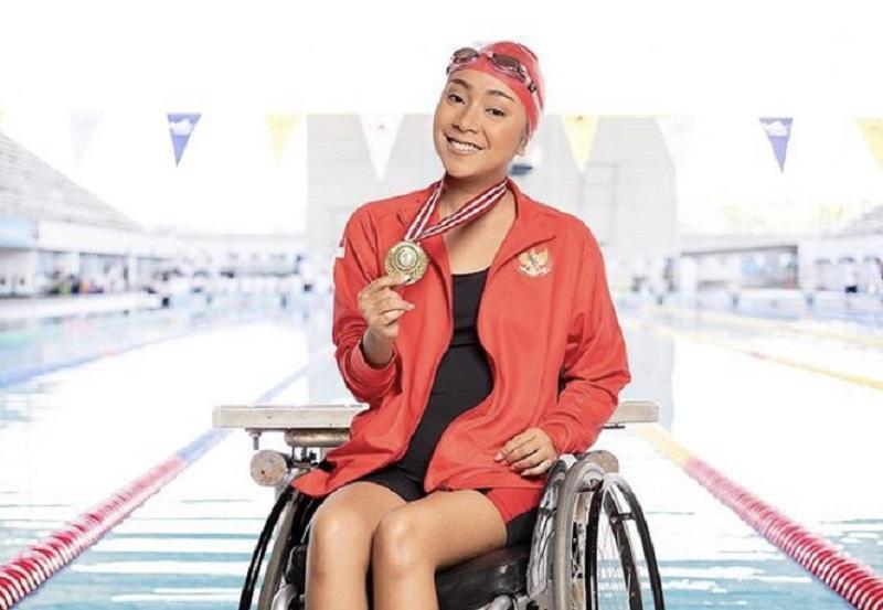 Cerita Laura Aurelia Dina, Gadis Spesial Kebanggaan Bangsa