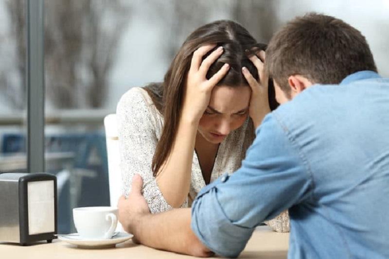 ilustrasi: perempuan suka marah ngga jelas bisa jadi ini penyebabnya ( foto: shutterstock)