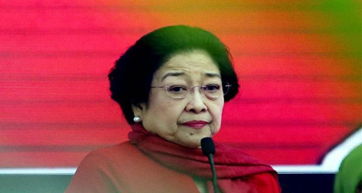 Ketua Umum PDIP Megawati Soekarnoputri. (Foto: Ricardo/JPNN)