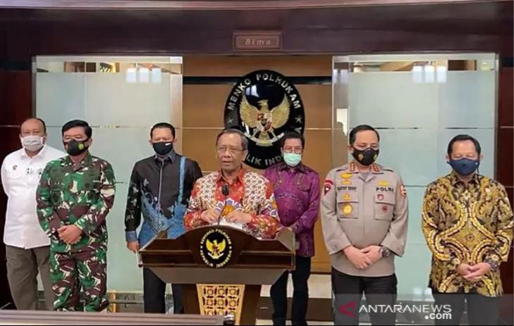 Benny Wenda Injak-injak NKRI, Mahfud MD Mendidih dan Bilang ini