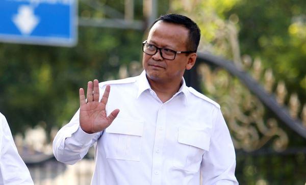 Edhy Prabowo mengundurkan diri dari Menteri KKP. Foto: JPNN.com/GenPI.co