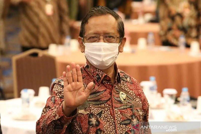 Mendadak Mahfud MD Ungkit Lagi Soal Kritik Pemerintah, Katanya...