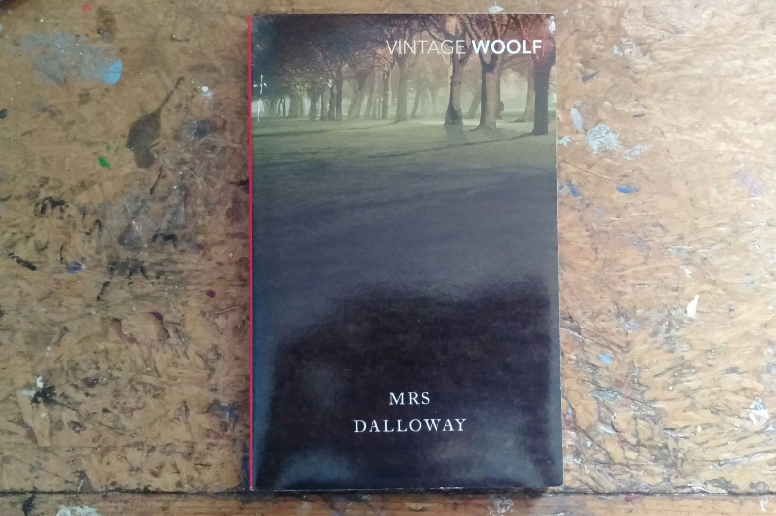 Novel Mrs Dalloway karangan Virginia Woolf. (Foto: Pulina Nitya Pramesi/GenPI.co)