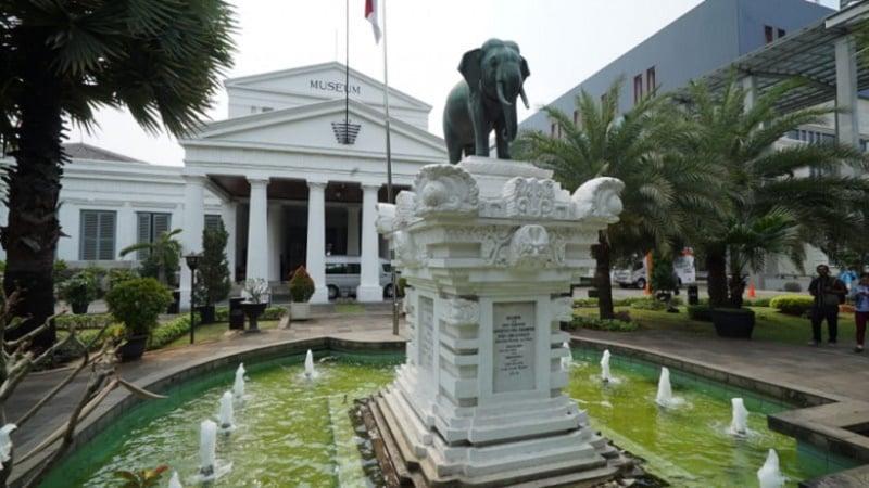 Museum Gajah. (Foto: Dok.GenPI.co)
