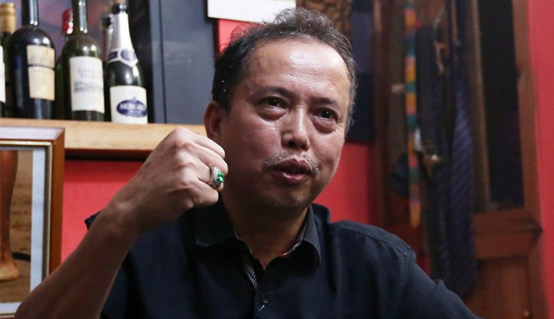 Ketua Presidium Indonesia Police Watch (IPW) Neta S Pane. (Foto: Ricardo/JPNN)