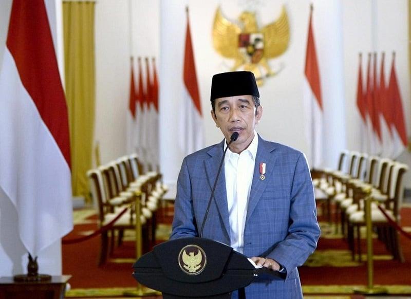 Presiden Joko Widodo (Foto: Sekretariat Presiden)