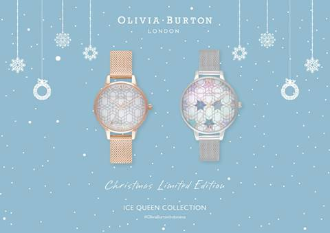 Jam tangan Olivia Burton. Foto: PR Olivia Burton