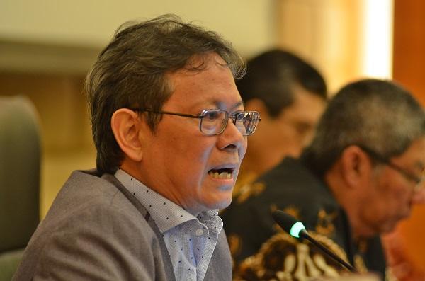 Ekonom Anthony Budiawan. (Foto: Fathra/JPNN)