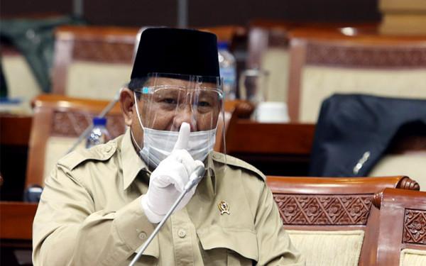 Prabowo Subianto. (Foto: Ricardo/JPNN)